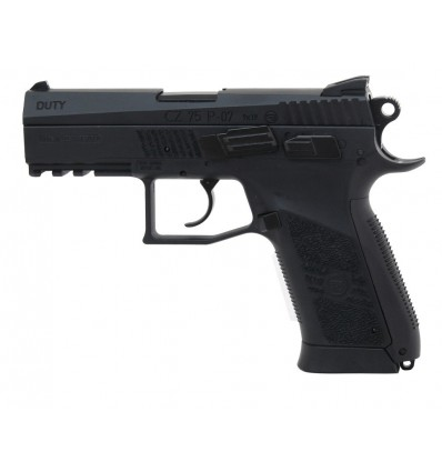 PISTOLA DE CO2 CZ 75 P-07 DUTY