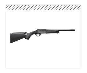 Rifles de caza mayor