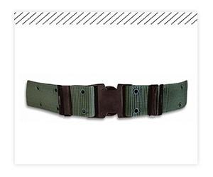 Cinturones y pulseras