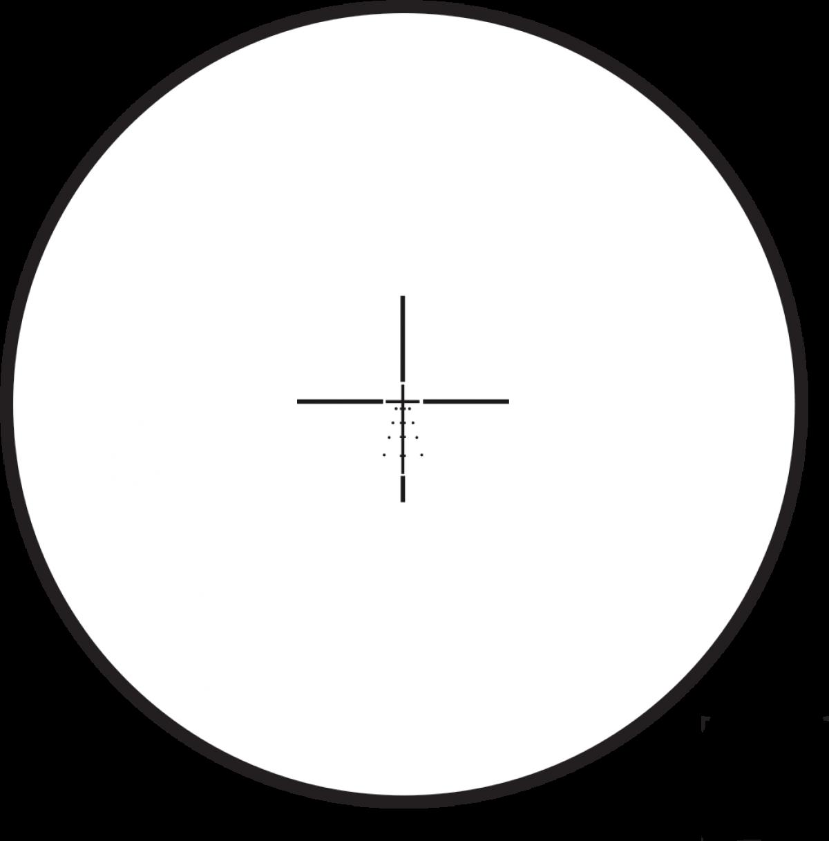 RETICULA BALLISTIC PLEX E1